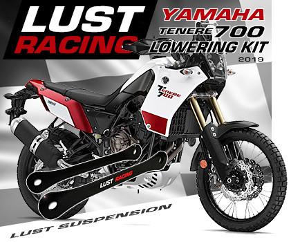 2019-2021 Yamaha Tenere 700 XTZ690 lowering kit