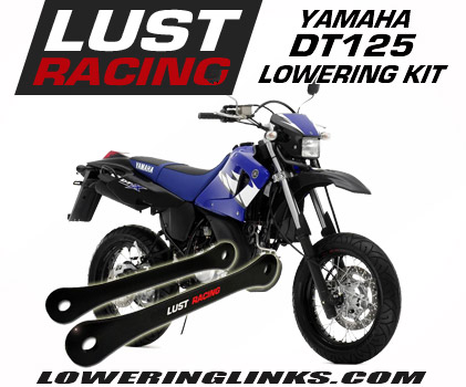 1994-2004 Yamaha DT125 lowering links 1.4 inches