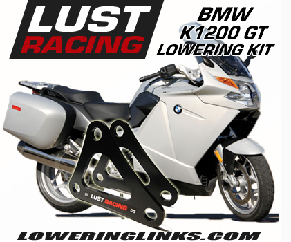 2006-2008 BMW K1200GT lowering kit