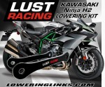 2015 2016 Kawasaki H2 Ninja Lowering kit 0.8